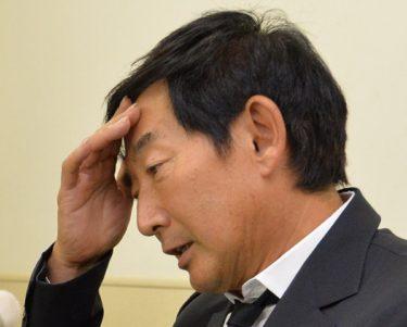 石田純一の福岡のお持ち帰り報道って?東尾理子と離婚する?